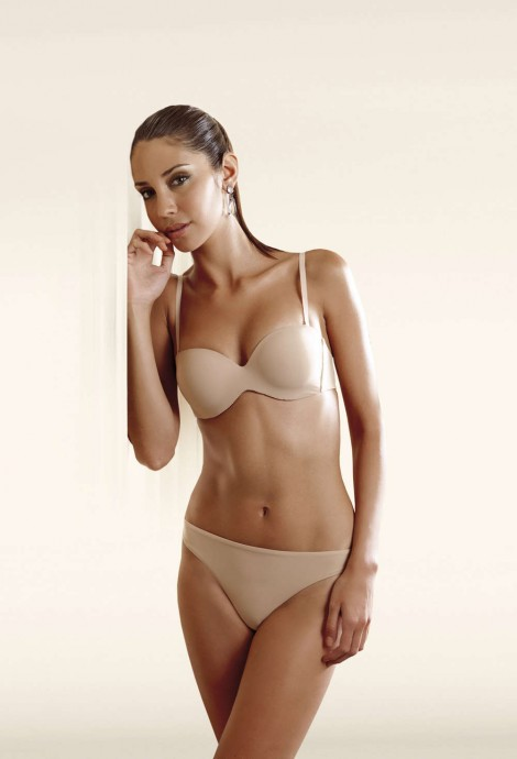 Padded Band Bra 3016 Caresse LIBERTI