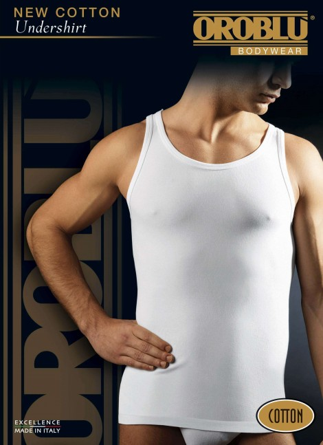 Undershirt New Cotton Man Oroblu