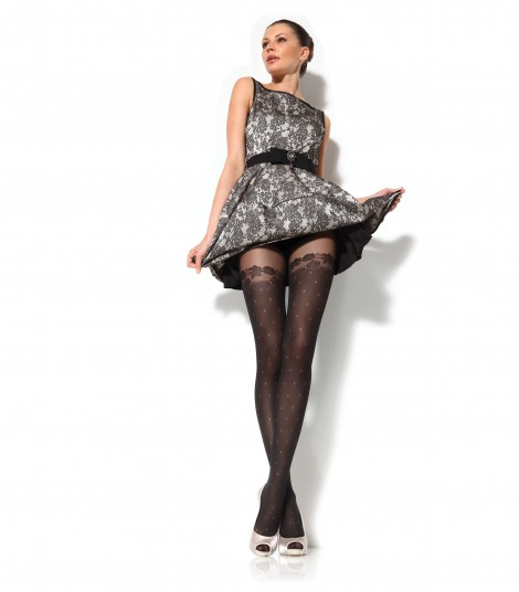Tights Diamante Sanpellegrino