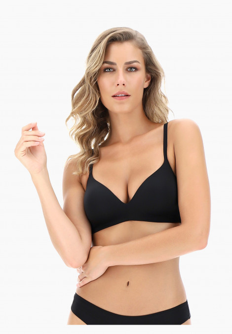 Non Wired Padded Bra 2605 Soft Touch Lepel