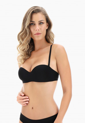 Wired Padded Strapless Bra 2604 Soft Touch Lepel