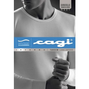Long Sleeve Crew-Neck T-Shirt 5331 Cagi