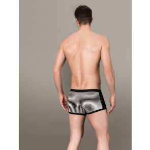 Stripe Back Trunks Bikkembergs