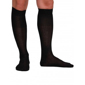 Man knee-high James mercerized cotton - SP