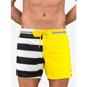 Midway Briefs With Contrasting Colours On The Legs