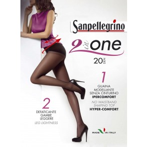 Tights 2 in One 20 Sanpellegrino