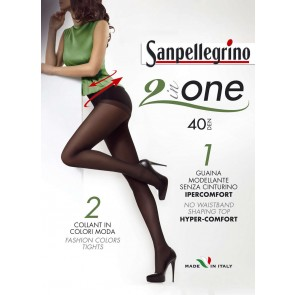 Tights 2 in One 40 Sanpellegrino