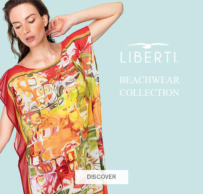 Liberti beachwear collection